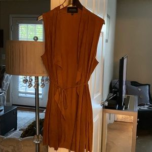 Neiman Marcus Leather Collection duster